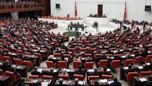 Mecliste tatilden önce 4 önemli paket yasalaşacak