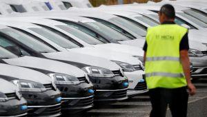 Avrupa otomotiv pazarı daraldı