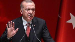 Cumhurbaşkanı Erdoğan'dan Doğu Akdeniz ve Suriye açıklaması