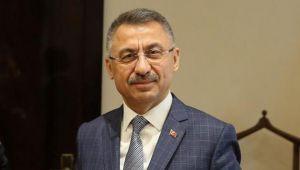 Cumhurbaşkanı Yardımcısı Oktay'dan Doğu Akdeniz mesajı: 'Türkiye geri durmayacaktır'