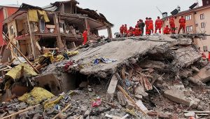 TBMM'den depremzedeler için yardım kampanyası