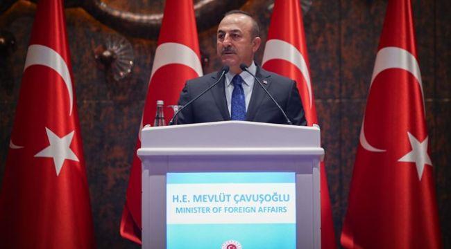 Bakan Çavuşoğlu: Rejimin saldırganlığı, arsızlığı artıyor