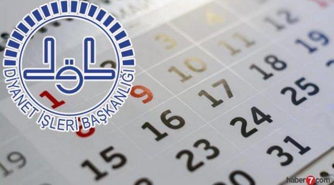 2020 Ramazan Bayramı ne zaman başlıyor? Ramazan Bayramı hangi tarihe denk geliyor?