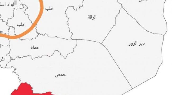 Esad'ın skandal koronavirüs haritası