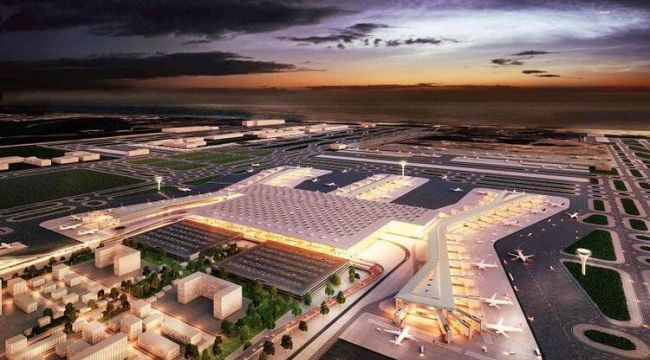 İstanbul Havalimanı'yla ilgili önemli açıklama! 18 Haziran'da hizmete alınacak