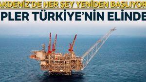 Akdeniz'de her şey yeniden başlıyor