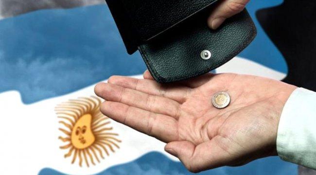 Finansal açıdan zor günler geçiren Arjantin 9'uncu kez iflas ediyor