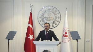 İçişleri Bakanlığı Sözcüsü Çataklı: Nisanda 37 terörist etkisiz hale getirildi