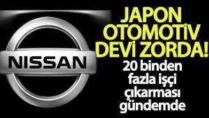Japon otomotiv devi Nissan zorda! 20 binden fazla işçi çıkarması gündemde