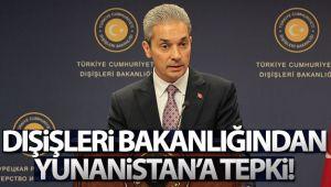 ''Masum insanlara her türlü vicdansızlığı yapanların Türkiye'ye 'barbar' demesi utanç vericidir'