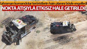MSB: Barış Pınarı bölgesinde büyük bir facia önlendi!