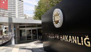 Türkiye'den, Ermenistan'ın Azerbaycan'a yönelik saldırısına tepki