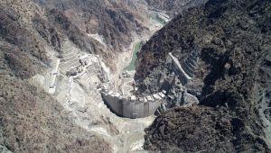 Yusufeli Barajı'nda sona doğru