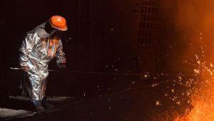 Küresel ham çelik üretimi temmuzda yüzde 2,5 gerilerken Türkiye'nin üretimi arttı