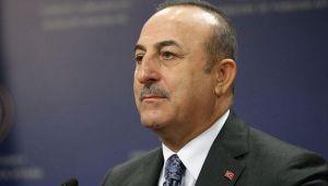 Bakan Çavuşoğlu'ndan Mali açıklaması