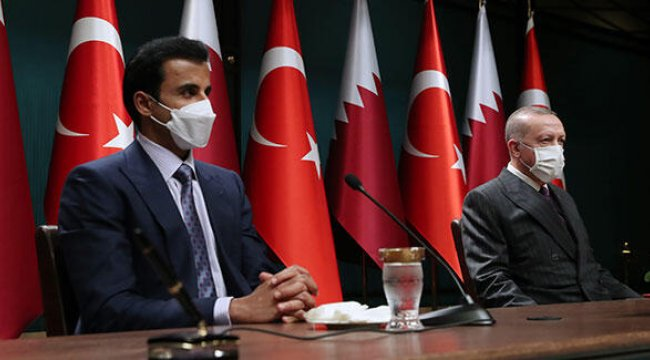 Katar Emiri Al Sani: Başarılı bir görüşme turu gerçekleştirdim