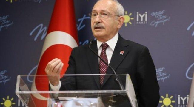 Kılıçdaroğlu: Başarısız olanla yolumuzu ayıracağız