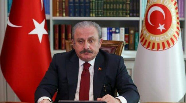 TBMM Başkanı Mustafa Şentop'tan BM'ye sert eleştiri: Artık reforma ihtiyaç var!