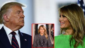 ABD Başkanı Donald Trump'ın eşi Melania Trump, 100 yıllık geleneği sona erdirdi