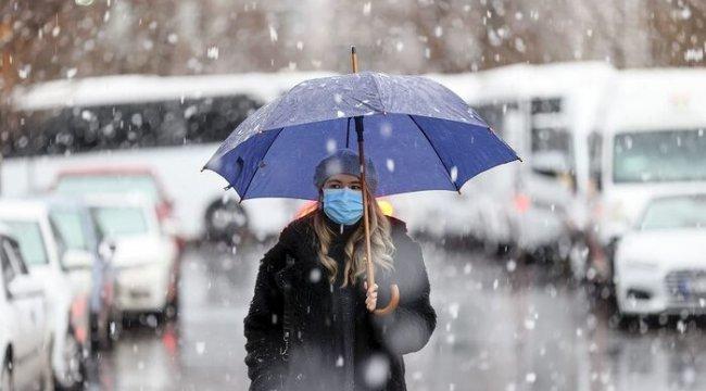 İstanbul'a kar ne zaman yağacak? Meteoroloji'den son hava durumu tahminleri