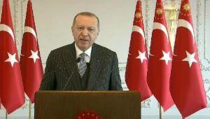 Son dakika politika: Cumhurbaşkanı Erdoğan: 2021 yılını reform yılı haline dönüştüreceğiz