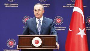 Çavuşoğlu'ndan önemli mesaj: Mısır ile deniz yetki anlaşması yapabiliriz