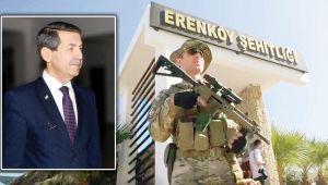 KKTC'de Türk askerine Rumlardan engel