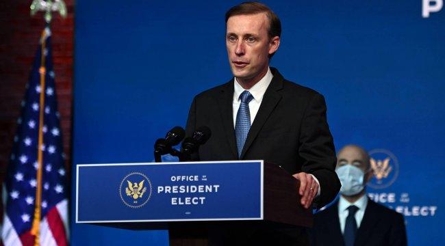 ABD Ulusal Güvenlik Danışmanı Sullivan: Afganistan'ın geleceği konusunda kimse garanti veremez