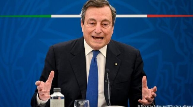 AKP kurmaylarından Draghi'nin