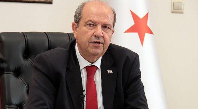 KKTC Cumhurbaşkanı Tatar, pazartesi günü Cumhurbaşkanı Erdoğan ile görüşecek