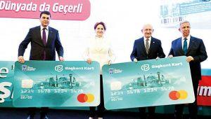 'Başkent Kart'la 1 kilo kıyma 20 lira