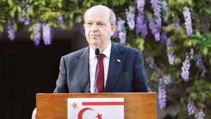 KKTC Cumhurbaşkanı Tatar: Federasyon olmayacağının tescili