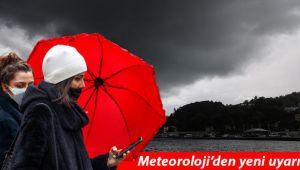 Son dakika: Meteoroloji'den hava durumu uyarısı! İstanbul için saat verildi: Sağanak geliyor