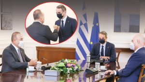 Yunanistan ile kapılar açıldı! Pozitif gündem hedefine ulaşıldı