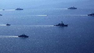 Karadeniz'de tansiyon yükseliyor! 'Kışkırtıcı'