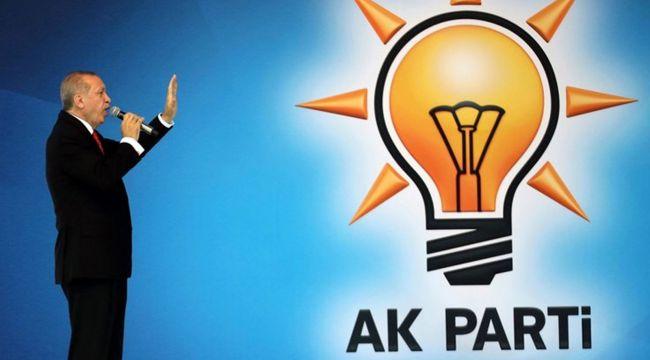 AK Partinin yaptığı hizmetleri anlatan broşürler dağıtılmaya başlandı