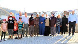 Başkan Güder ile mahalle buluşmaları sürüyor