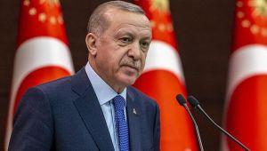 Cumhurbaşkanı Erdoğan, Litvanya Cumhurbaşkanı ile görüştü