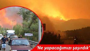 Son dakika... Yangında son durum... Alevler mahalleyi sardı... İşte orman yangınının devam ettiği yerler