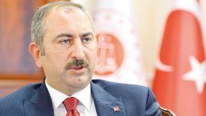 Adalet Bakanı Abdulhamit Gül'den