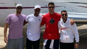 Cristiano Ronaldo'ya danışmanından hançer Star futbolcu dolandırıcılık kurbanı