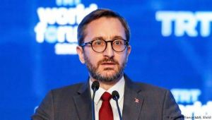 Danıştay Fahrettin Altun'un savunmasını istedi