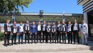 Manisa FK'da yönetim tanıtıldı