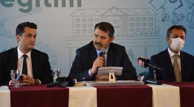 Vali Ayhan: Sivas'ta 4 sınıf koronavirüs karantinasında