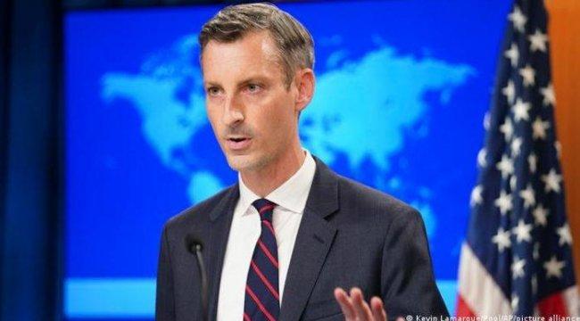 ABD'den açıklama: Bildiri Viyana Sözleşmesi ile uyumlu