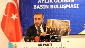 AK Parti İl Başkanı Aydın: