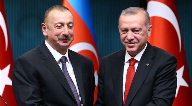 Cumhurbaşkanı Erdoğan'ın büyükelçi hamlesi Azerbaycan Cumhurbaşkanı Aliyev'i mest etti, öve öve bitiremedi