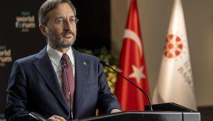 İletişim Başkanı Altun, TRT World Forum 2021'in açılışında konuştu: Küresel sorunlar, küresel çözümler gerektiriyor