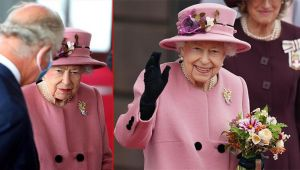 Son dakika haberi: 8 yıl sonra ilk! Kraliçe Elizabeth hastanelik oldu